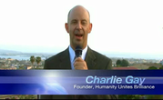 Charlie Gay, Founder of Humanity Unites Brilliance