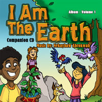 I Am The Earth Companion CD & Sheet Music